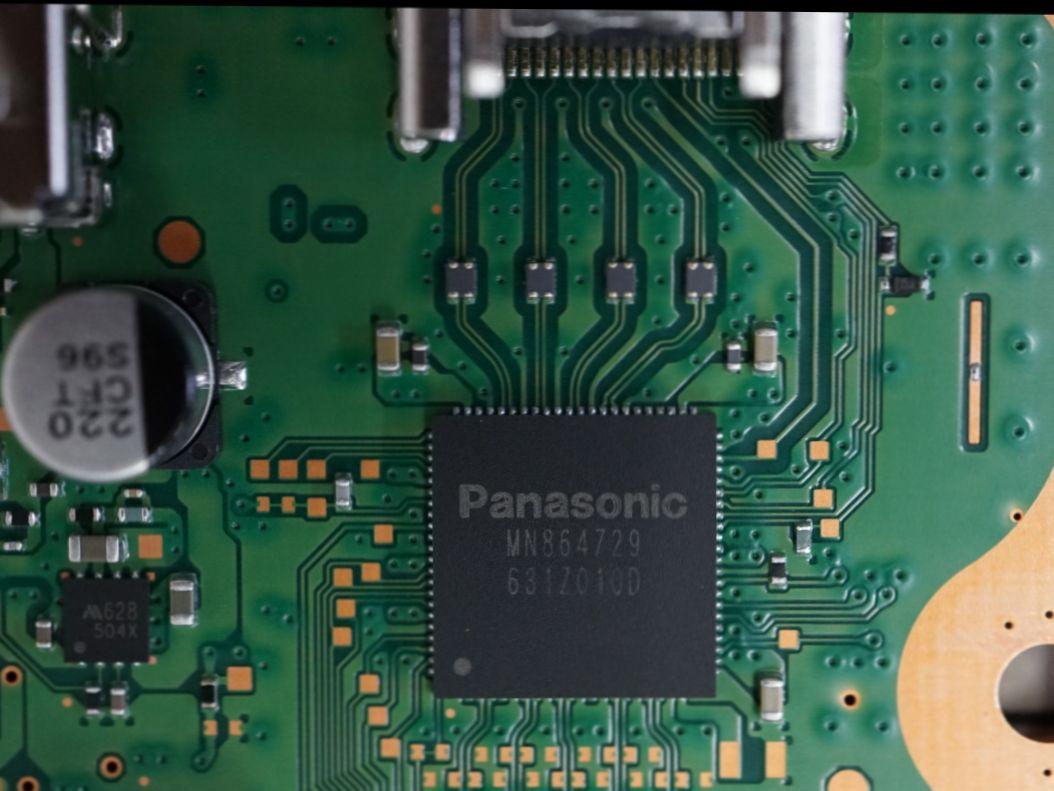 ps4 slim hdmi motherboard image