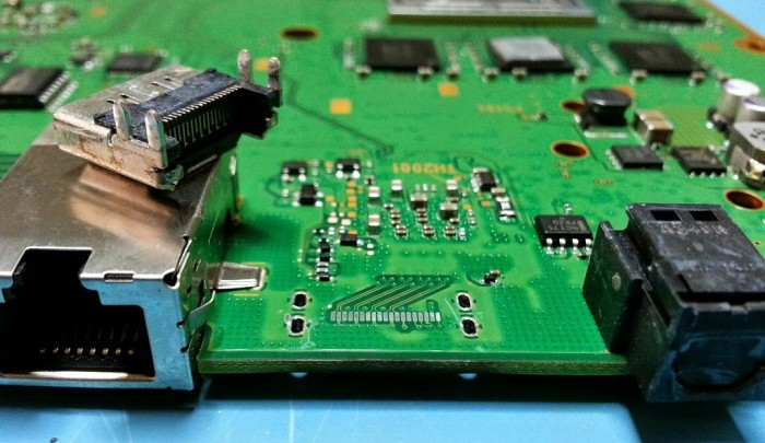 PS4 HDMI Repairs, HDMI Port socket repair, symptoms